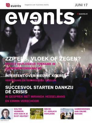 Events magazine archief