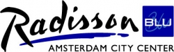 Logo Radisson Blu Hotel, Amsterdam City Center
