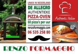 Renzo Formaggio Pizza Ovens