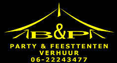B&P Party & Feesttentenverhuur