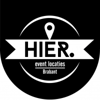 HIER. locaties logo